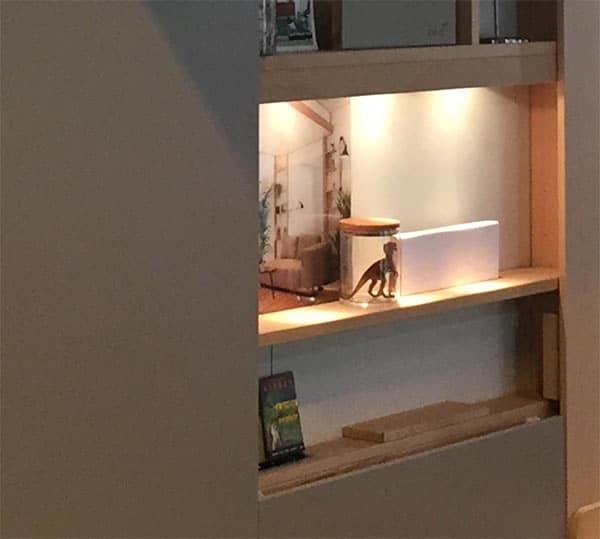 BedUp Campus : un lit mezzanine escamotable pour chambre d ...