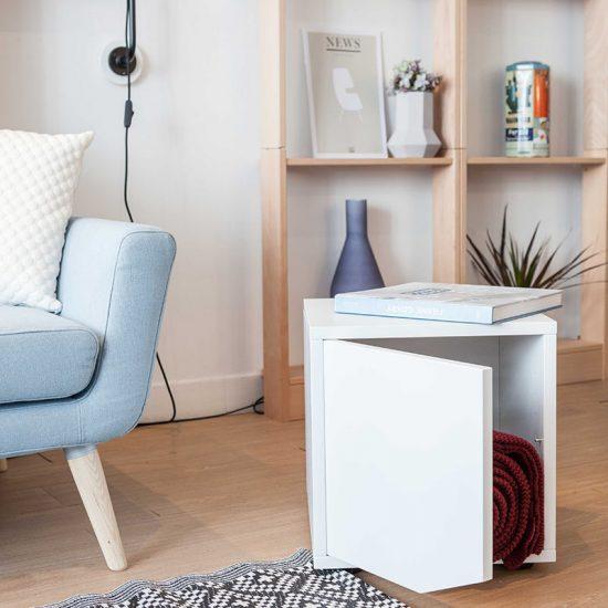 mobilier gain de place rangement pratique