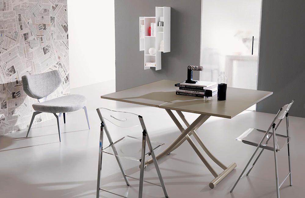 Roma - tables relevables par bedUp.