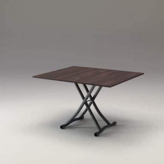 Table position haute.