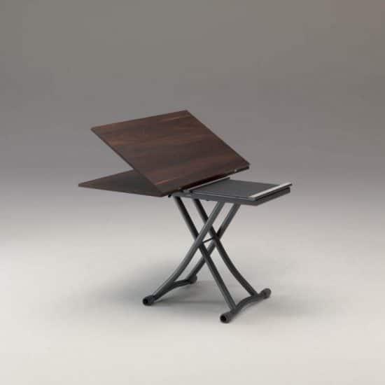 Plateau table extensible