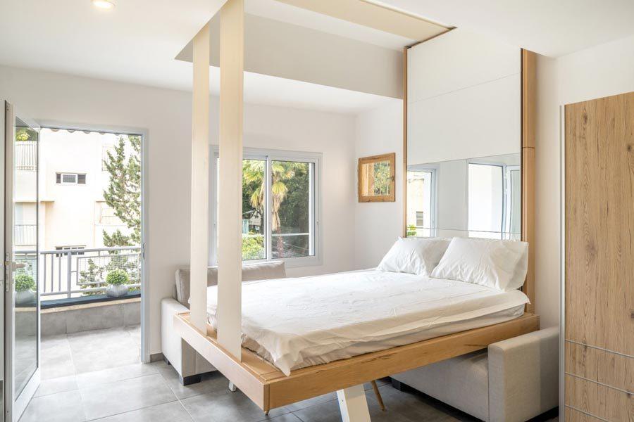 lit pour location saisonnière airbnb