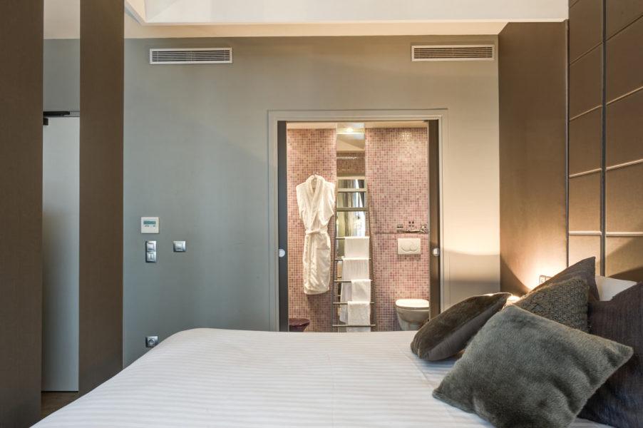 Bed Up, une solution pour l'aménagement hôtelier.