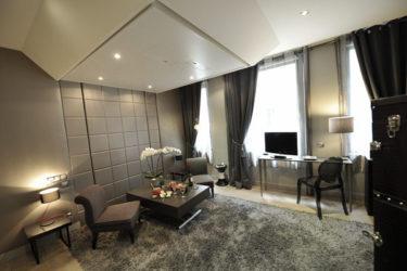 lit escamotable bedup chambre d'hotel