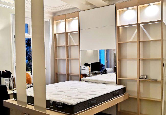 bedup avec bibliothèques étroites