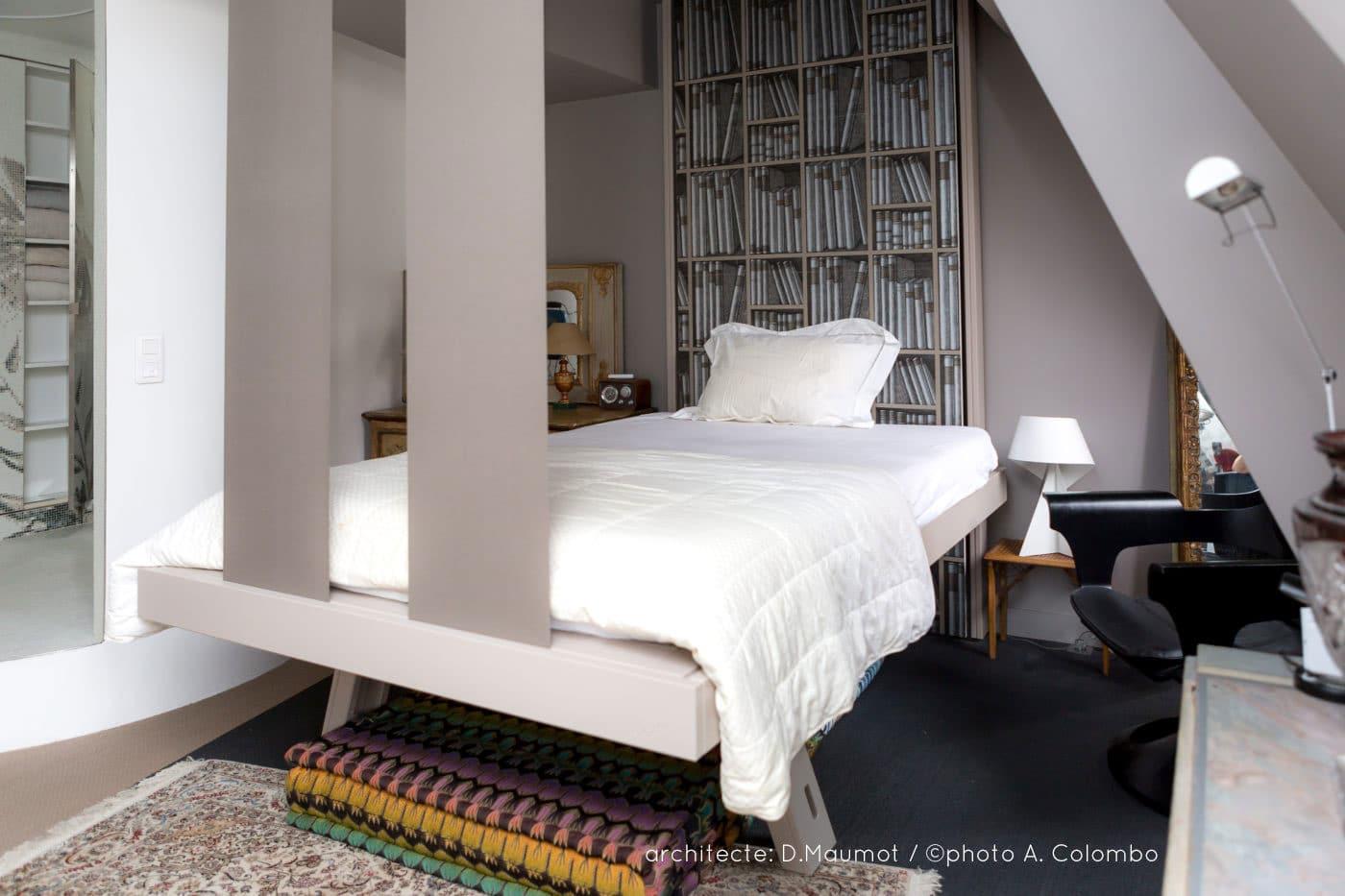 architecte: D. Maumot / ©photo: A.Colombo