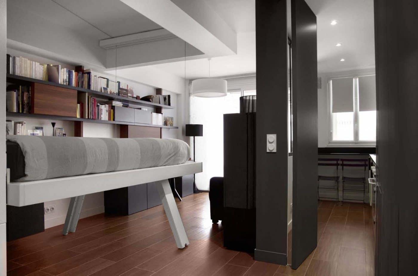 double fonction bureau et chambre