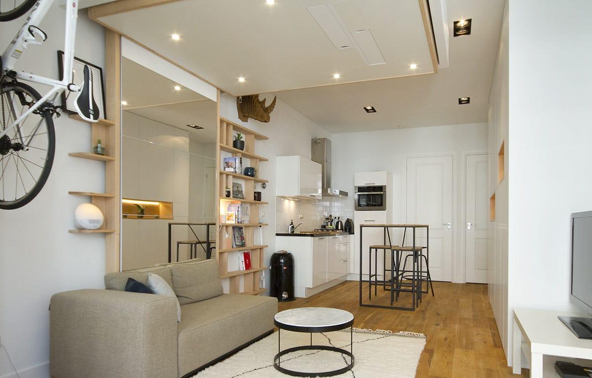 bedup le lit qui se range au plafond rangement pratique petits espaces gain de place lit escamotable plafond bedup