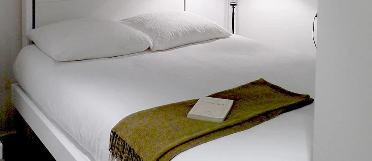 Livraison et installation bedup