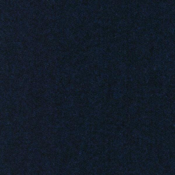 Felt mélange Dark Blue