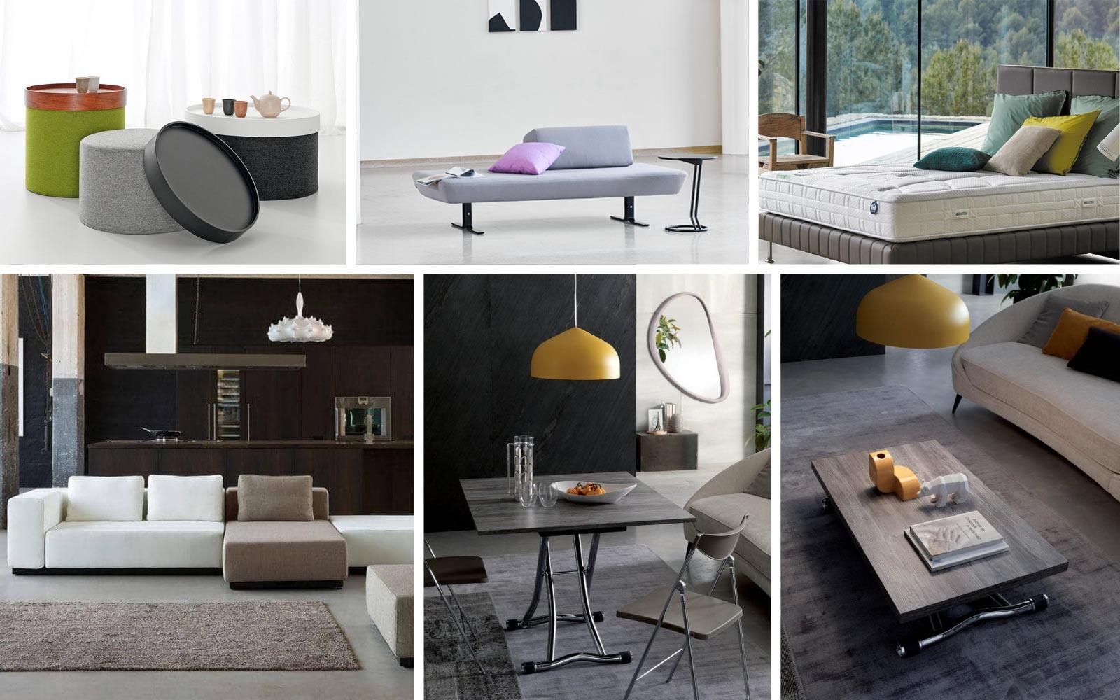 Gain De Place Meuble lit escamotable bedup® : la solution pour les petits espaces