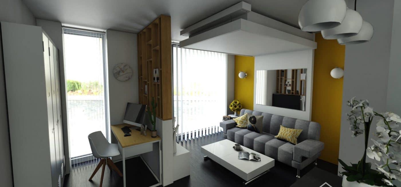 bedup lit au plafond relooking appart aménagement malin gain de place lit relevable plafond lit escamotable bedup®