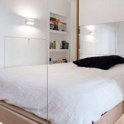 lit escamotable très petits espaces