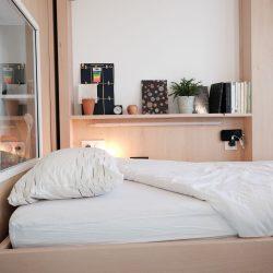 lit escamotable résidence universitaire bedup