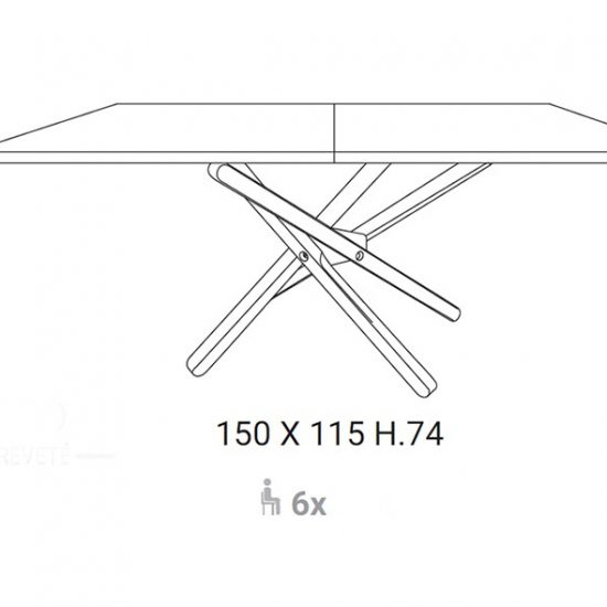 table-relevable